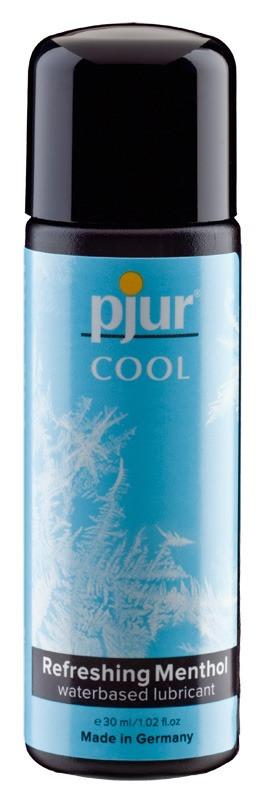 Охлаждающий лубрикант на водной основе pjur Cool 30 мл с ментолом