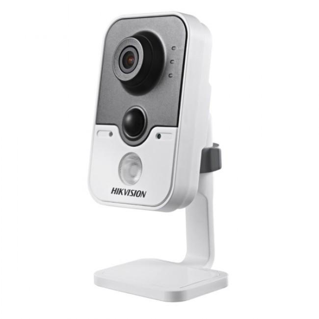 IP видеокамера Hikvision DS-2CD2420F-IW (2.8 мм) - комнатная wifi камера 2 МП