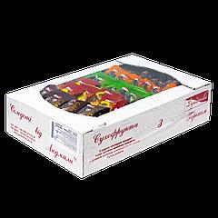 Конфеты Асорти (чернослив, курага, финик,персик)1,5 кг ящик