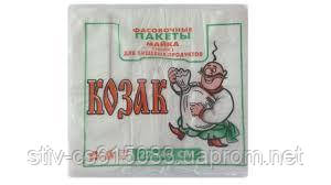 Пакет майка 22*36 козак (комсерв)