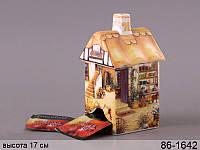 Банка для чайных пакетиков Lefard 17 см, 86-1642