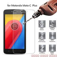 Защитное стекло Glass для Motorola Moto C Plus