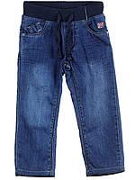 Детские джинсы для мальчика 2-3 года