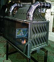 Система подвода воздуха для топки KAWMET W16 18kW, фото 2