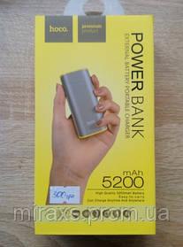 Внешний аккумулятор Hoco B21, 5200 mAh