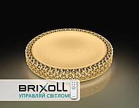 Светильник Настенно Потолочный Brixoll smart 60 w 4500lm ip 20 d 600 006