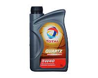 TOTAL Quartz 9000 5w40 1L Масло