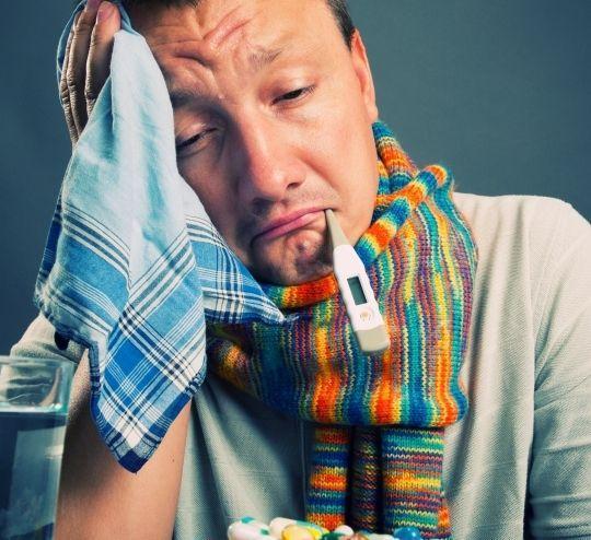 Лечение простуды БАД НСП.