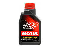Motul 387601 Turbolight Масло 10w40 1L