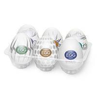 Набор Tenga® Egg Hard Boild Pack - Оригинал
