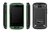 Бронированная защитная пленка для экрана Sigma Mobile X-treme PQ11