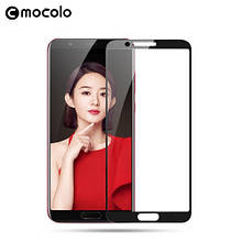 Защитное стекло Mocolo Full сover для Huawei Honor V10 черный