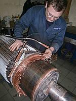 Ремонт генераторов электродвигателей постоянного тока