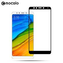 Защитное стекло Mocolo Full сover для Xiaomi Redmi 5 черный