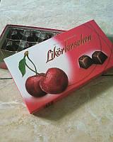 Шоколадные конфеты вишня с ликером LikorKirschen Qualite Superiore