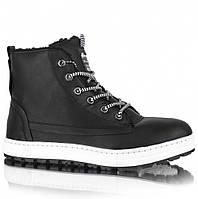 """Зимние детские ботинки (1015/17) ТМ """"American Club"""" (черный) размеры 32-36, фото 1"""