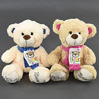 Мягкая игрушка Медвежонок С 22956