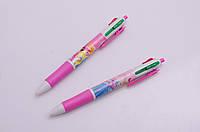 Ручка кулькова дитячий, 4-кольорова, в асортименті
