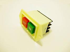 Кнопочный переключатель On-Off LC3-5, красно-зеленый