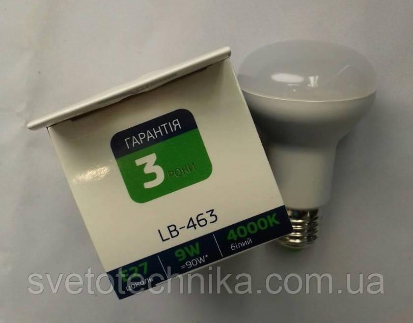 Светодиодная лампа Feron LB-463 R63 E27 9W 4000К