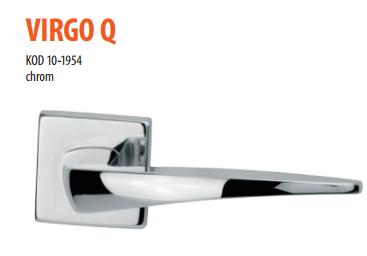 Дверная ручка VDS Virgo Q хром