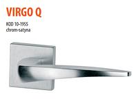 Дверная ручка VDS Virgo Q хром-сатин