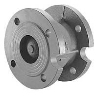 Клапан обратный подпружиненый чугунный фланцевый тип 2450 GENEBRE Ду50 Ру16