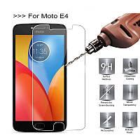Защитное стекло Glass для Motorola Moto E4