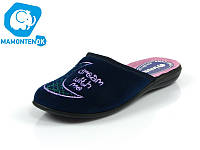 Тапочки велюровые женские Inblu NC-8V/004, фото 1
