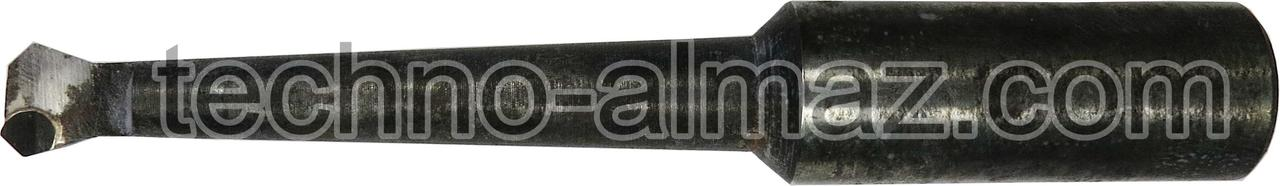 Резец токарный 265007 (осн. Гексанитом-Р) D-18 мм. L-120 мм.
