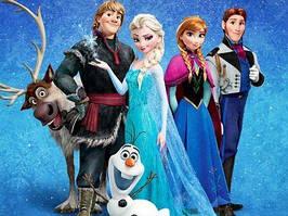 Любимые персонажи мультфильма «Холодное сердце»