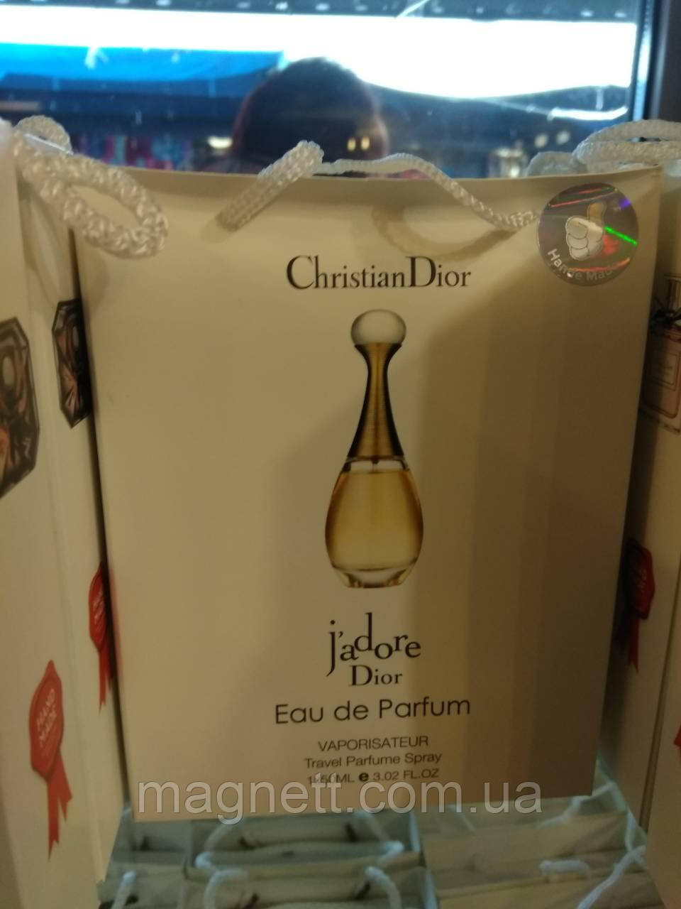 Женский парфюм в подарочной упаковке DIOR J`adore 50 мл