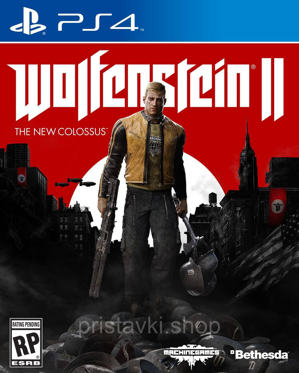 Darkness II: The New Colossus PS4 \ PS5