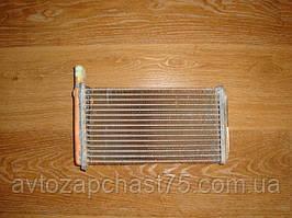 Медный радиатор печки Ваз 2108