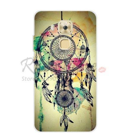 Оригинальный чехол бампер для Huawei Nova Plus с картинкой Ловец снов