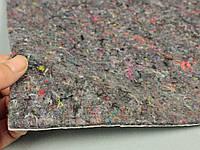 Шумоизоляция для авто войлочная  Во-6К, самоклейка, толщина 6 мм. Размер (73 х 100 см), фото 1