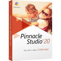 Программная продукция Corel Pinnacle Studio 20 Standard ML RU/EN for Windows (PNST20STMLEU)