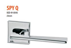 Дверная ручка VDS Spy Q хром