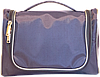 Дорожный несессер для косметики с крючком Premium (серый), фото 4