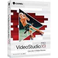 Программная продукция Corel VideoStudio Pro X9 ML EU box (VSPRX9MLMBEU)
