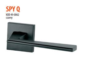 Дверная ручка VDS Spy Q черная матовая