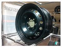 Стальные диски R17 6x139,7; ET14; DIA106,1 для Toyota Land Cruiser Prado, Toyota Hilux
