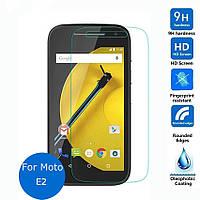 Защитное стекло Glass для Motorola Moto E2 (2nd Gen.) XT1505