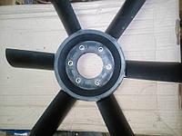 Крыльчатка двигателя МТЗ (пластм)