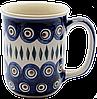 Кружка Muster 0,4L Перо павлина