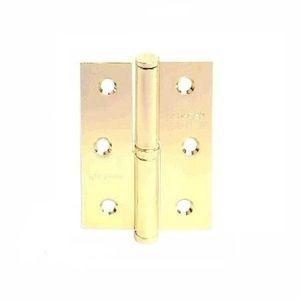 Петли дверные Apecs 75*62-B-G-L
