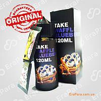 "Takeвкус ""Waffle blueberry"" 120 ml (3)"