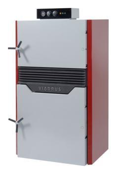 Котел твердотопливный пиролизный HEFAISTOS P1-5 Viadrus