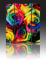 Ширма Промарт Україна Волшебные розы 160х180 см