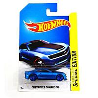 Машинка металлическая Chevrolet Camaro SS Hot Wheels E757-12